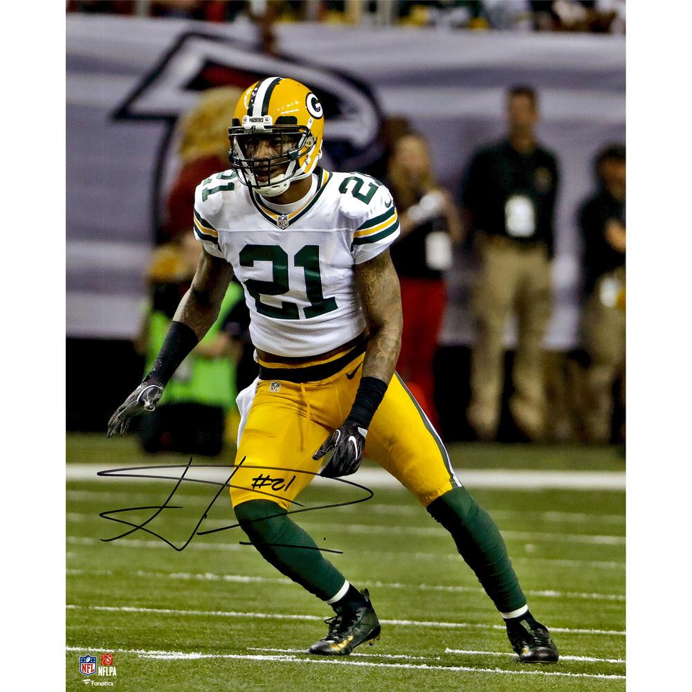 promo code 66160 f7da7 Ha Ha Clinton-Dix Green Bay Packers Autographed 16