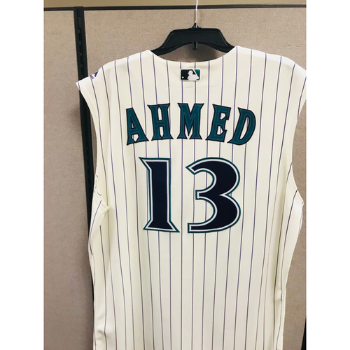 Photo of 2017 Nick Ahmed Team-Issued Jersey