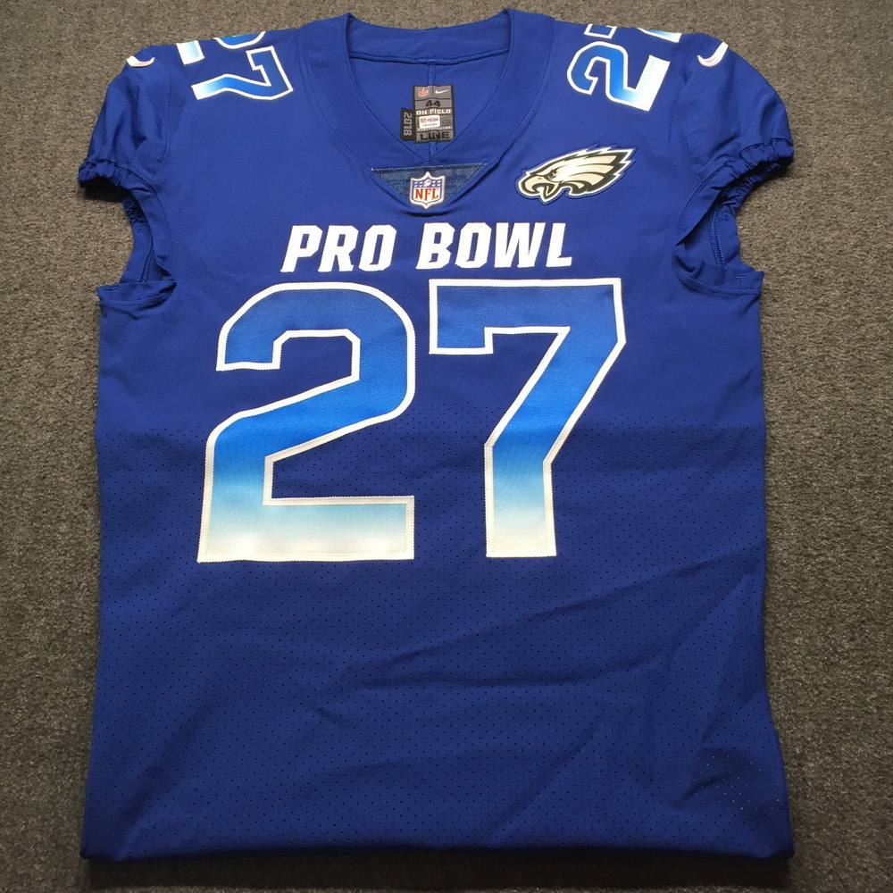 NFL - Eagles Malcolm Jenkins Game Issued 2019 Pro Bowl Jersey Size 44