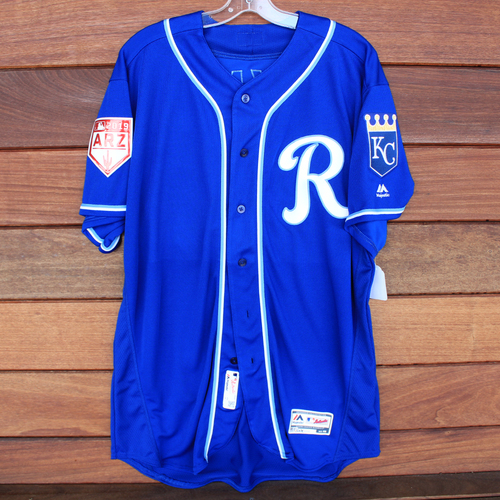 Photo of Team-Issued Spring Training Jersey: Jake Diekman (Size 48)