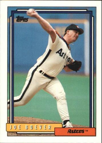 Photo of 1992 Topps Traded #12T Joe Boever