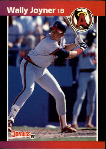 Photo of 1989 Donruss #52 Wally Joyner