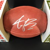 NFL - Titans AJ Brown Signed Authentic Football