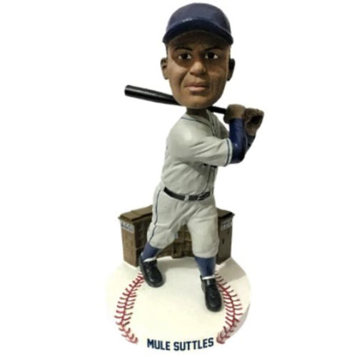 "Photo of NEGRO LEAGUES CENTENNIAL TEAM BOBBLEHEAD SERIES: George ""Mule"" Suttles"