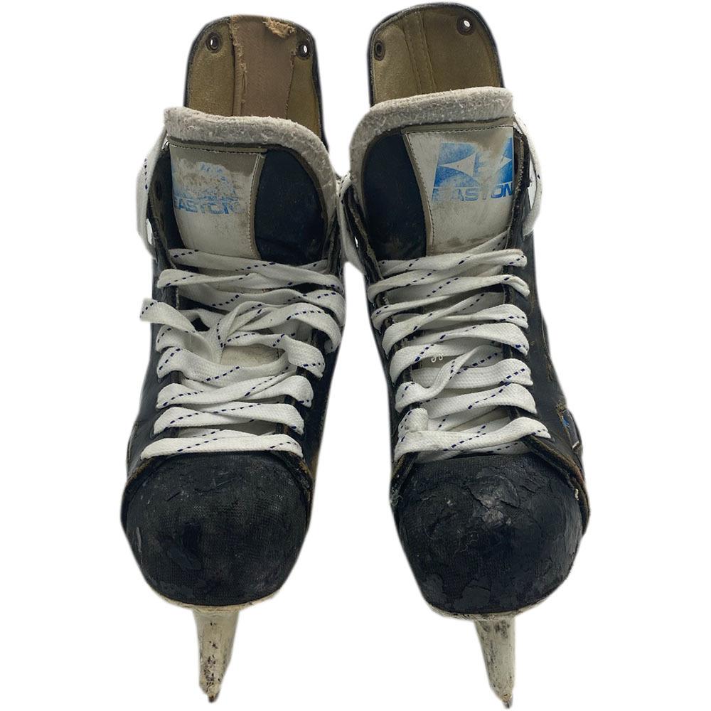 Mark Howe Final Season 1994-95 Game-Used Easton 610 Skates
