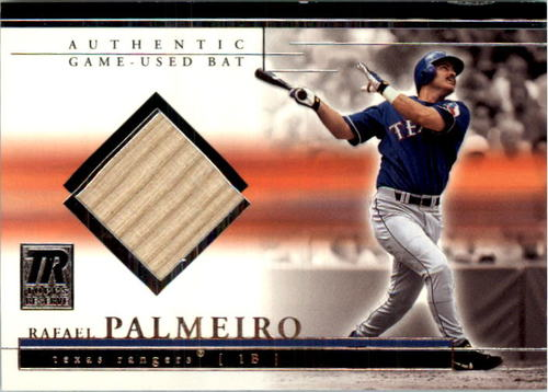 Photo of 2002 Topps Reserve Bat Relics #RP Rafael Palmeiro C