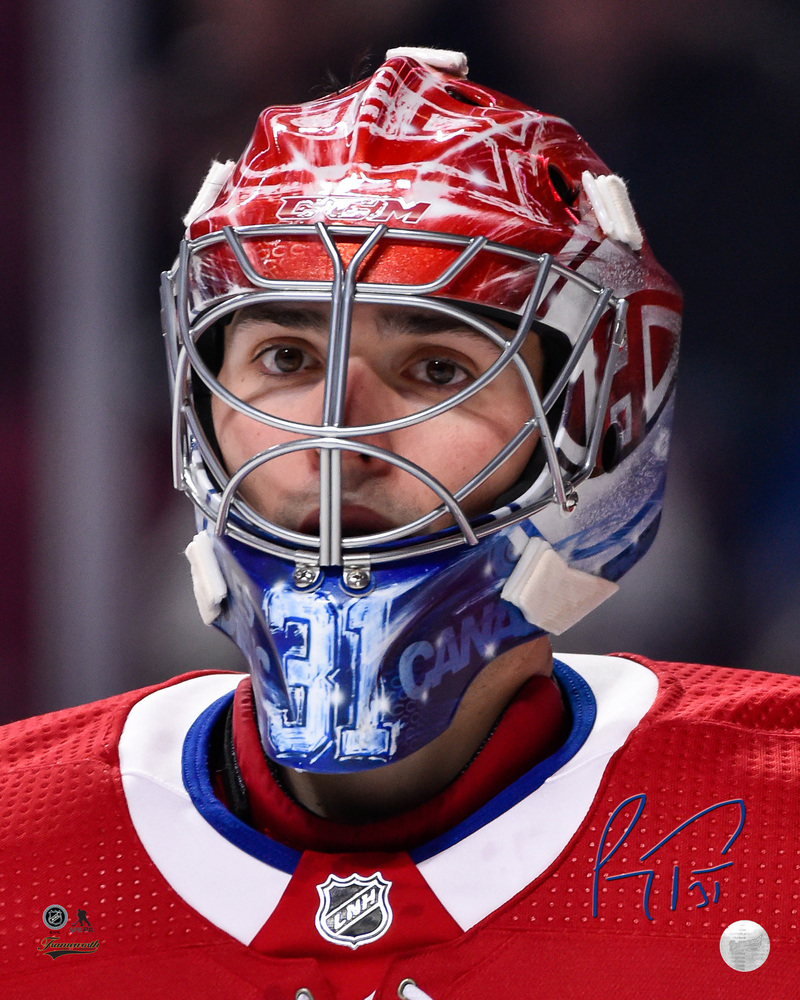 Carey Price - Signed 8x10 Unframed Canadiens Close-Up
