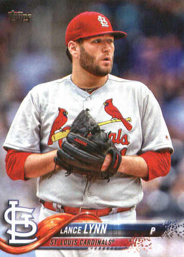 Photo of 2018 Topps #134 Lance Lynn
