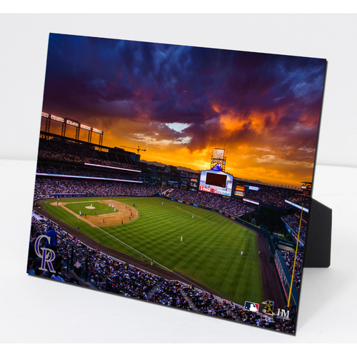 Photo of Coors Field PleXart