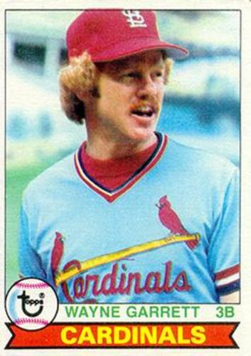 Photo of 1979 Topps #319 Wayne Garrett