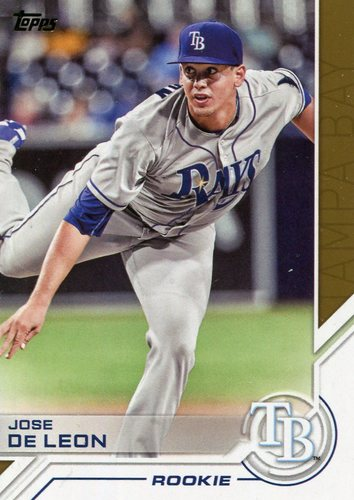 Photo of 2017 Topps Salute #S155 Jose De Leon