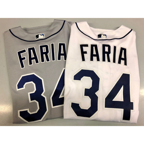 Photo of Team Issued 2019 Jersey Package: Jake Faria