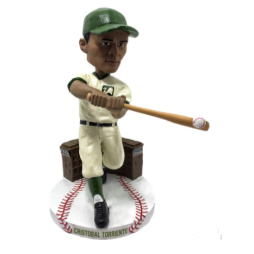 Photo of NEGRO LEAGUES CENTENNIAL TEAM BOBBLEHEAD SERIES: Cristobal Torriente y Torriente