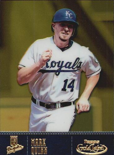 Photo of 2001 Topps Gold Label Class 1 Gold #73 Mark Quinn