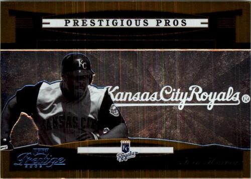Photo of 2005 Playoff Prestige Prestigious Pros Gold #28 Ken Harvey