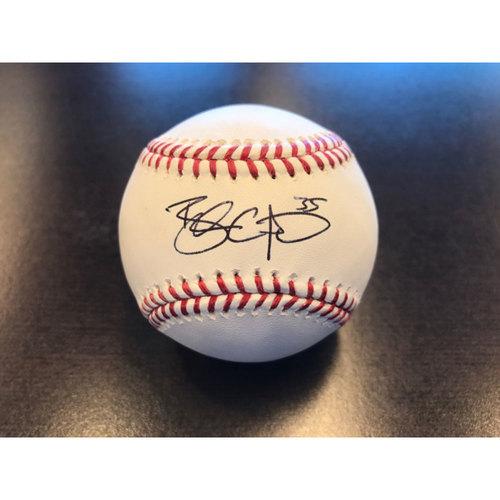 Giants Community Fund: Brandon Crawford Autographed Baseball