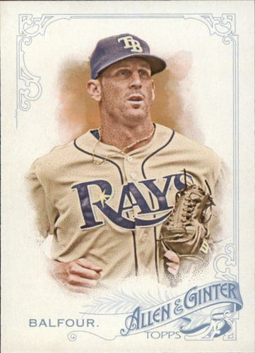 Photo of 2015 Topps Allen and Ginter #292 Grant Balfour