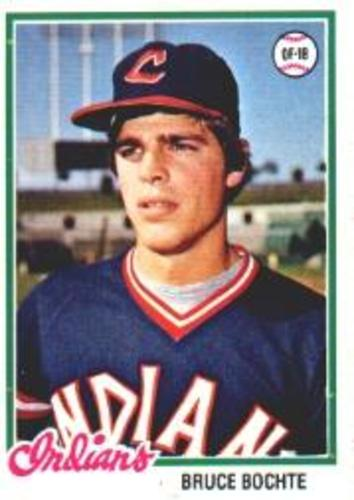 Photo of 1978 Topps #537 Bruce Bochte