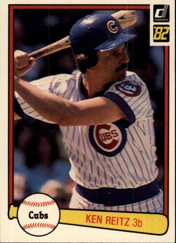 Photo of 1982 Donruss #277 Ken Reitz