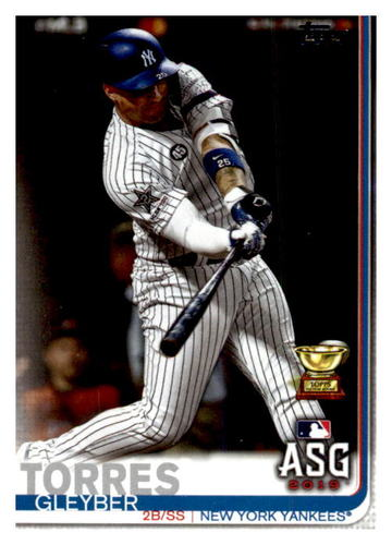 Photo of 2019 Topps Update #US148 Gleyber Torres AS
