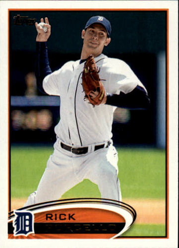 Photo of 2012 Topps #82 Rick Porcello