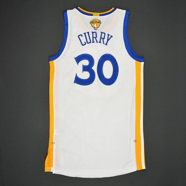 newest 02d3d 3cd80 Stephen Curry - Golden State Warriors - 2017 NBA Finals ...