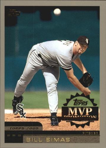Photo of 2000 Topps MVP Promotion #369 Bill Simas