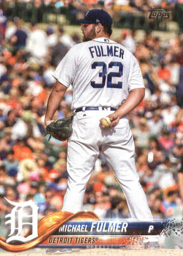 Photo of 2018 Topps #145 Michael Fulmer
