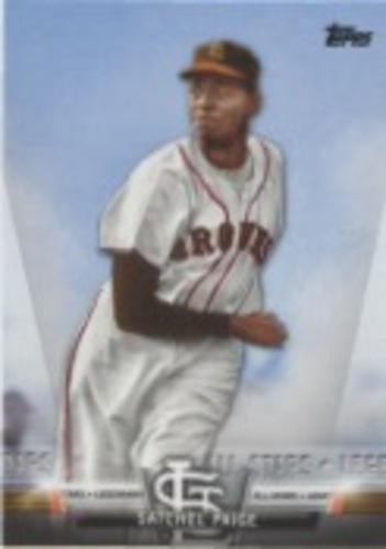 Photo of 2018 Topps Update Salute #S14 Satchel Paige