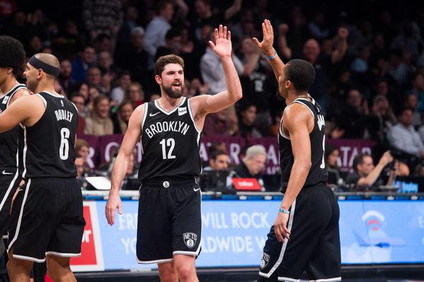 Clickable image to visit Brooklyn Nets vs. Toronto Raptors Experience