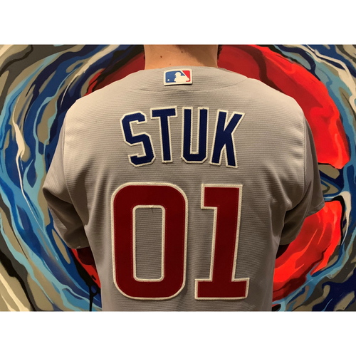 Photo of Cubs Artist Series Painting -- Stuk.One