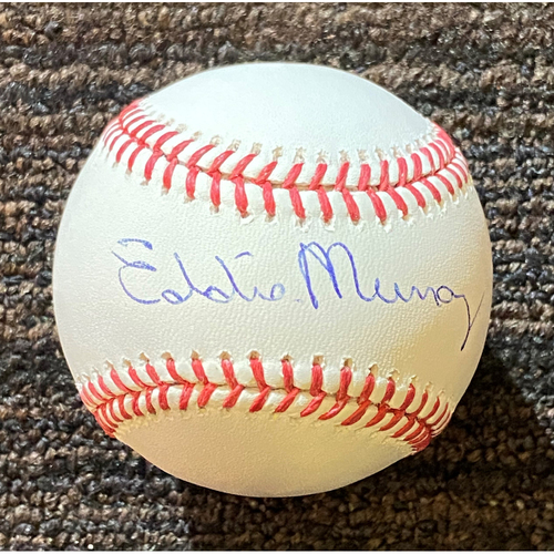 Photo of Eddie Murray: Baseball (Autographed)