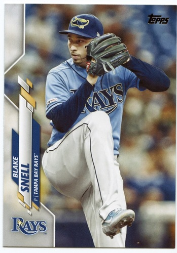Photo of 2020 Topps #507 Blake Snell