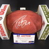 NFL - Saints Drew Brees Signed Authentic Football