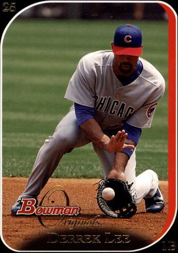 Photo of 2006 Bowman Originals Black #30 Derrek Lee