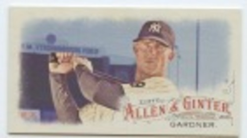 Photo of 2016 Topps Allen and Ginter Mini #159 Brett Gardner