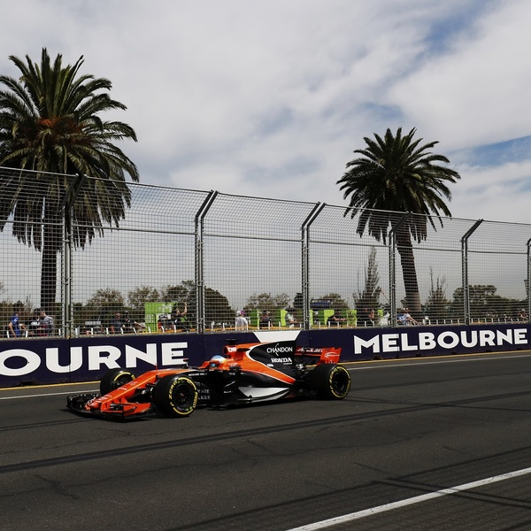 Click to view McLaren VIP Experience in Melbourne: Saturday Qualifying Session.