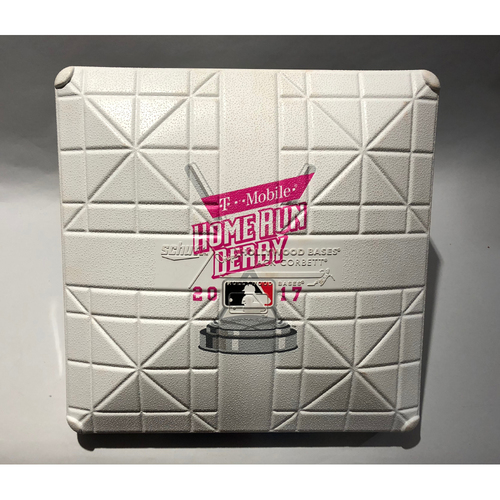 Photo of 2017 ASG Home Run Derby Used Base (First Base)