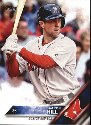 Photo of 2016 Topps Update #US80 Aaron Hill