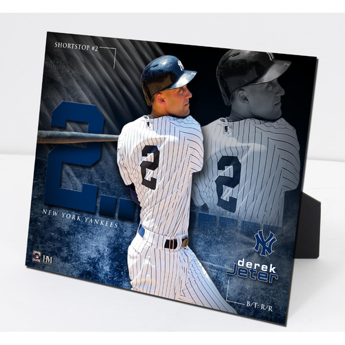 Photo of Derek Jeter PleXart