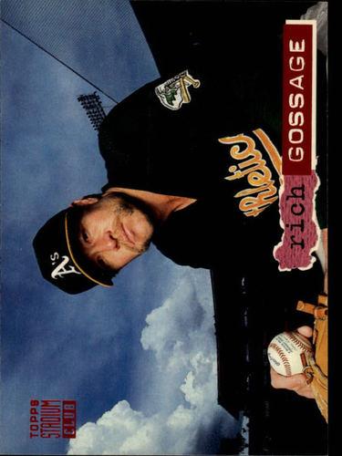 Photo of 1994 Stadium Club #191 Rich Gossage