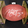 NFL - Bears Mitch Trubisky Signed Authentic Football