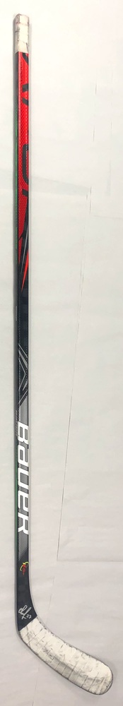 #37 Andrei Svechnikov Game Used Stick - Autographed - Carolina Hurricanes