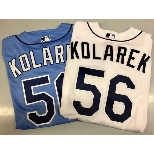 Photo of Team Issued 2019 Jersey Package: Adam Kolarek