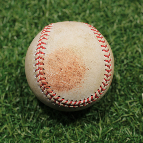 Photo of Game-Used Baseball: Buck Farmer 253rd Career Strikeout (9/24/20 DET @ KC)