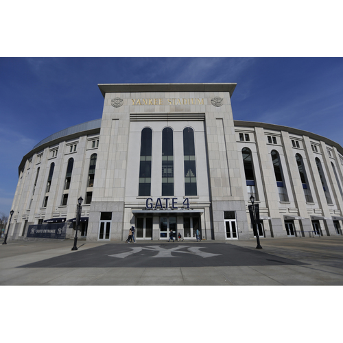Photo of Bid on a Priceless® New York Yankees™ Experience