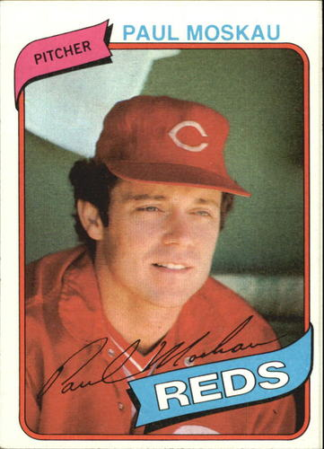 Photo of 1980 Topps #258 Paul Moskau