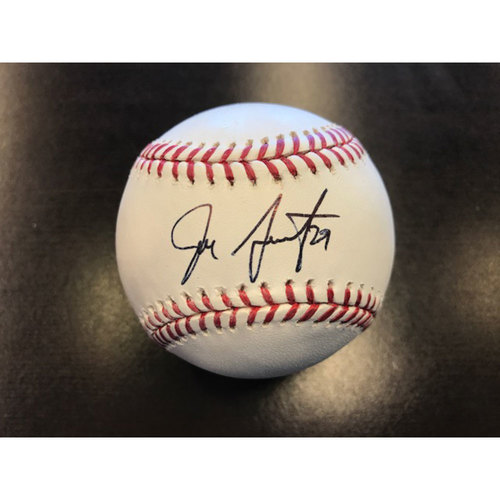 Giants Community Fund: Jeff Samardzija Autographed Baseball