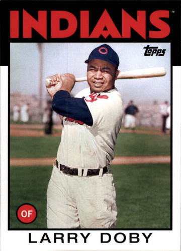 Photo of 2014 Topps Archives #122 Larry Doby