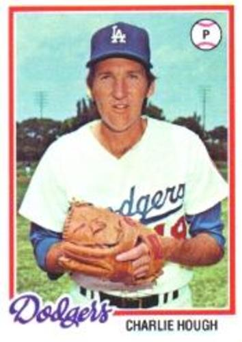 Photo of 1978 Topps #22 Charlie Hough